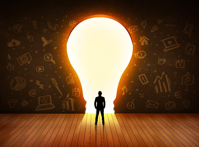How to market a big new idea ready to wake up for New idea images
